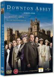 downton abbey - sæson 1 - DVD