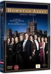 downton abbey - sæson 3 - DVD
