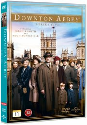 downton abbey - sæson 5 - DVD