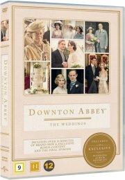 downton abbey - the weddings - DVD