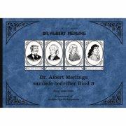 dr. albert merlings samlede bedrifter - bind 3 - Tegneserie