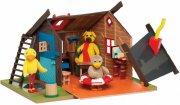 dr - bamse og kylling - bamses hus stor inklusiv figurer - Figurer