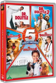 dr. dolittle 1-5 box set - DVD