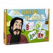 hr. skæg vendespil - spil vende spil med hr skæg - Brætspil