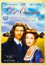 Image of   Dr. Quinn Lille Doktor På Prærien / Medicine Woman - Filmsamlingen - DVD - Film