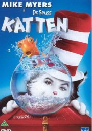 the cat in the hat / dr. seuss' katten - DVD