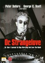 dr. strangelove - DVD