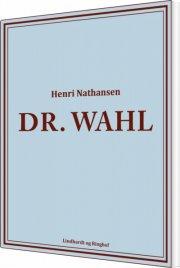 dr. wahl - bog