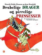 drabelige drager og pirrelige prinsesser - bog