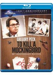 dræb ikke en sangfugl / to kill a mockingbird - Blu-Ray