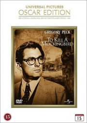 to kill a mockingbird / dræb ikke en sangfugl - oscar edition - DVD