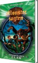 monsterjagten 8 - dræberaben claw - bog