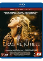 Image of   Drag Me To Hell - Unrated Directors Cut - Blu-Ray