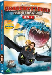 dragons: riders of berk / dragerytterne fra bersærkø - sæson 1 - del 1 - DVD
