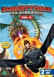 dragons: riders of berk / dragerytterne fra bersærkø - sæson 1 - del 2 - DVD