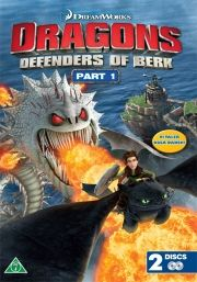 dragons: riders of berk / dragerytterne fra bersærkø - sæson 2 - del 1 - DVD