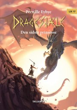 dragesjæle #2: den sidste prinsesse - bog