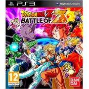 dragon ball z: battle of z (import) - PS3