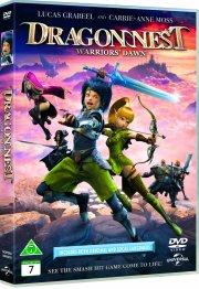 dragon nest: warriors dawn - DVD