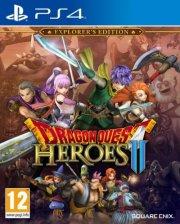 dragon quest heroes 2 - explorer's edition - PS4