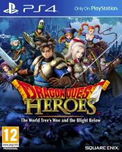 dragon quest heroes - PS4
