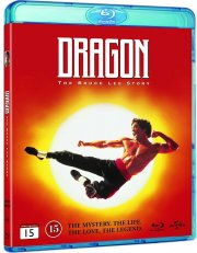 dragon - the bruce lee story - Blu-Ray