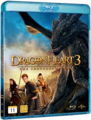dragonheart 3 - the sorcerers curse - Blu-Ray
