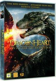 dragonheart: battle for the heartfire - DVD
