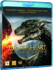 dragonheart: battle for the heartfire - Blu-Ray