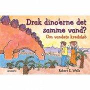 drak dino'erne det samme vand - bog