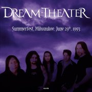 dream theatre - live at summerfest in milwaukee june 29 . 1993 - Vinyl / LP