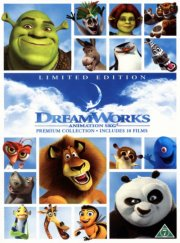 Image of   Dreamworks Premium Collection - DVD - Film