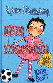dreng i strømpebukser - bog