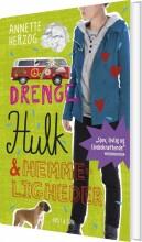 drenge, hulk og hemmeligheder. drenge & ... 4 - bog