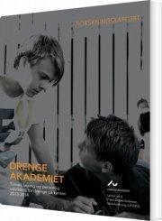 Image of   Drengeakademiet - Frans ørsted Andersen - Bog