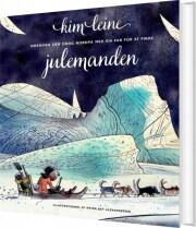 drengen der drog nordpå med sin far for at finde julemanden - bog