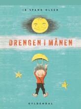 drengen i månen - bog