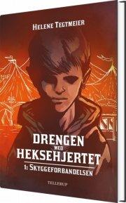 drengen med heksehjertet #1: skyggeforbandelsen - bog