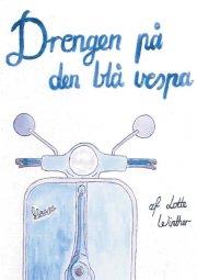 drengen på den blå vespa - bog
