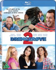 grown ups 2/ drengerøve 2 - Blu-Ray