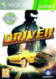 driver san francisco (classics) (nordic) - xbox 360