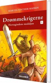 drømmekrigerne #1: hertugindens medaljon - bog