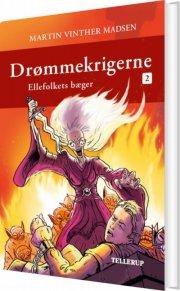 drømmekrigerne #2: ellefolkets bæger - bog