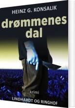 drømmenes dal - bog