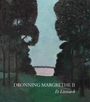 dronning margrethe ii. et livsværk - bog