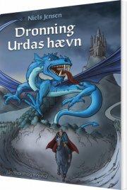 dronning urdas hævn - bog