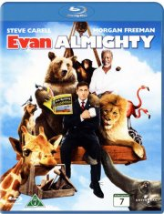 evan almighty / du almægtige evan - Blu-Ray