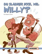 du sladrer ikke, vel willy? - bog