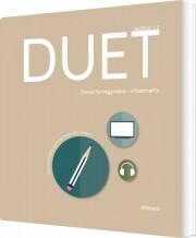duet - alfabethæfte - bog