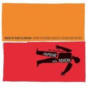 duke ellington and his orchestra - anatomy of a murder soundtrack - Vinyl / LP